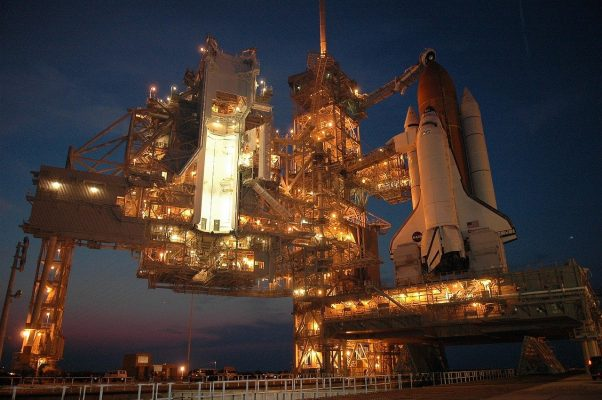 Discovery Space Shuttle - Bucket List