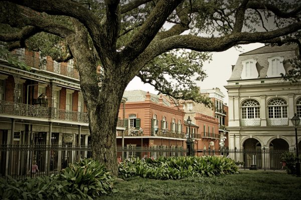 French Quarter New Orleans- Bucket List