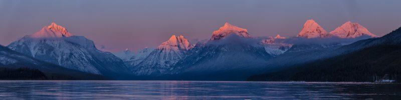 Lake McDonald Glacier National Park - Bucket List