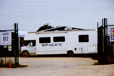 SpaceX RV